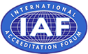 Certificate international IAF