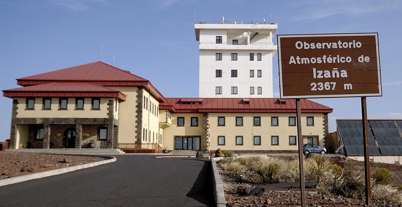 Centro de Investigación Atmosférica de Izaña Protección electrica