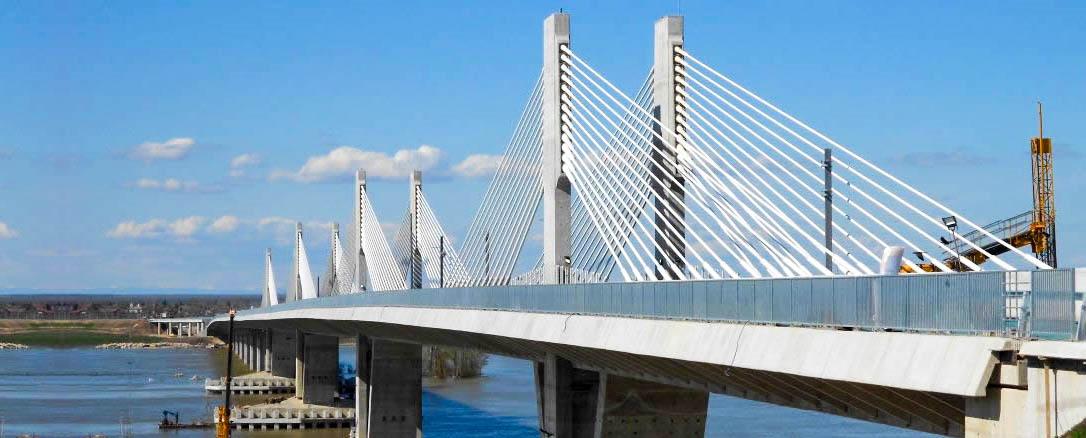 pararrayos puente vidin