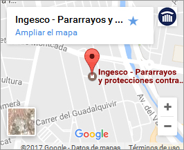 Contact INGESCO location