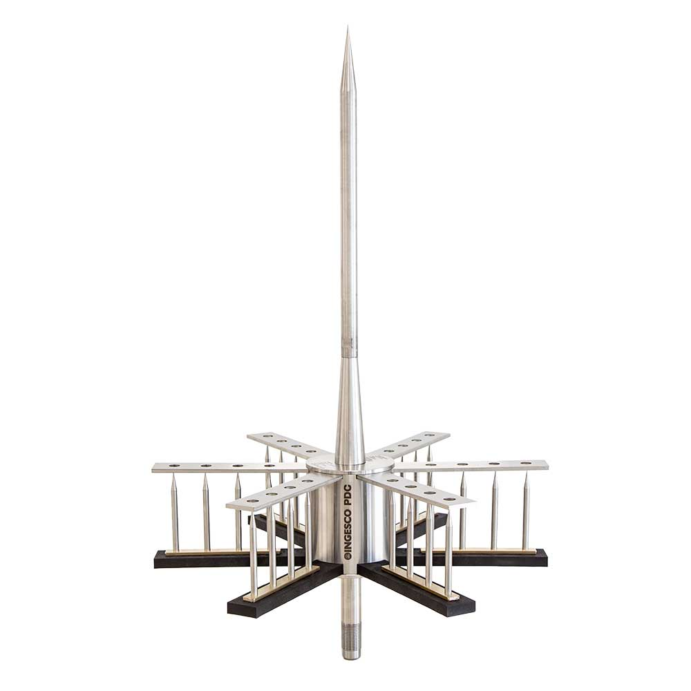 lightning rod with ese