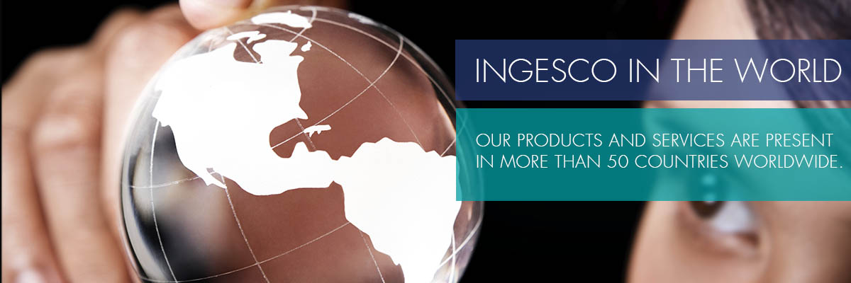 Ingesco in the world