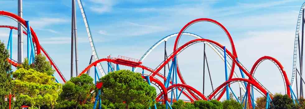 Theme parks and fun fairs