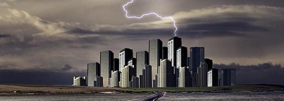 lightning arrester global warming