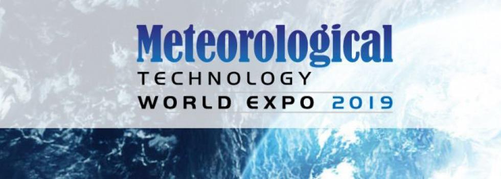 INGESCO en la METEOROLOGICAL TECHNOLOGY WORLD EXPO 2019