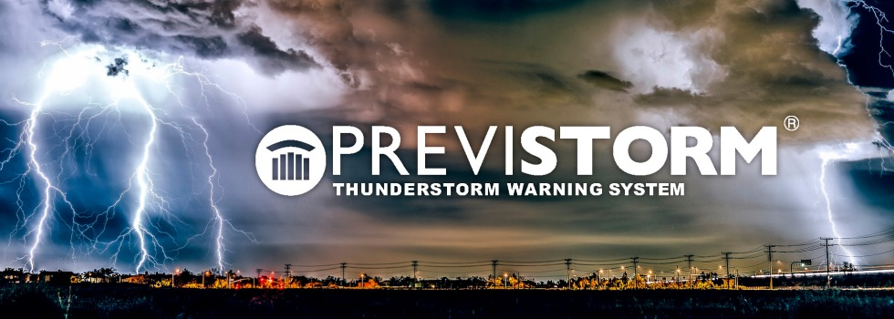 When to install a thunderstorm warning system?