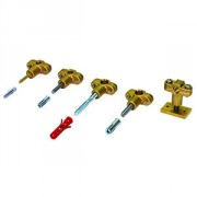 Clamping brackets