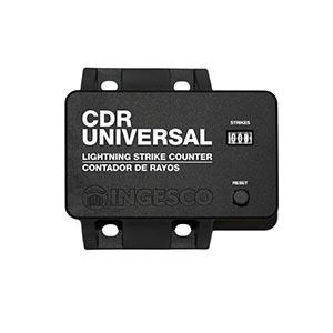 Sistemas de control contador de rayos pararrayos