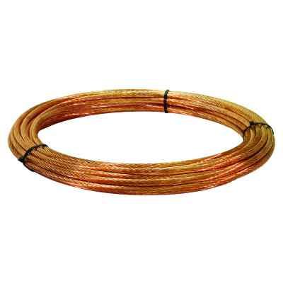 Cable trenzado de cobre