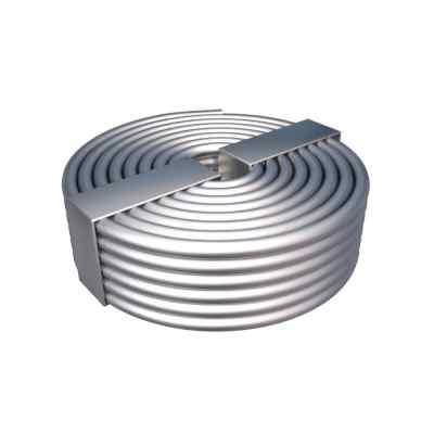 Galvanized steel round conductor