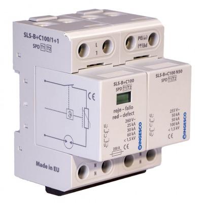 Sobretensiones SLS-B+C100/1+1