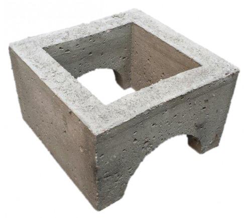 arqueta cemento