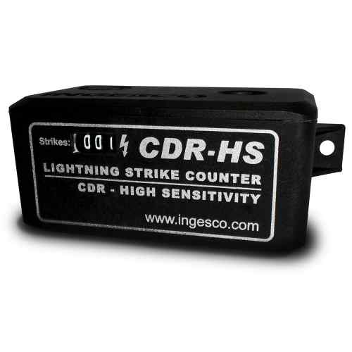 CDR-HS contador de rayos alta sensibilidad
