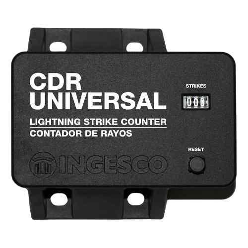 CDR UNIVERSAL contador de rayos