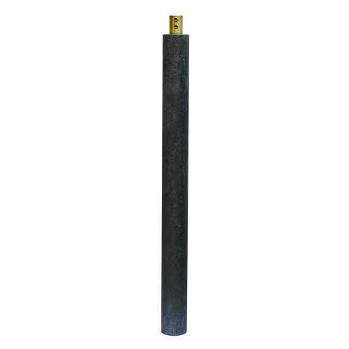 Electrode en graphite