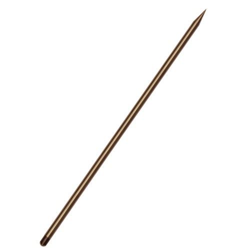 Puntas Franklin simples de cobre larga