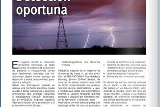 Convención Perumin 2019 - INGESCO en publicaciones del sector minero de Perú