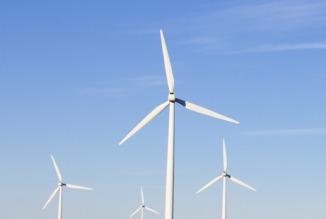 Protección rayos parques eolicos