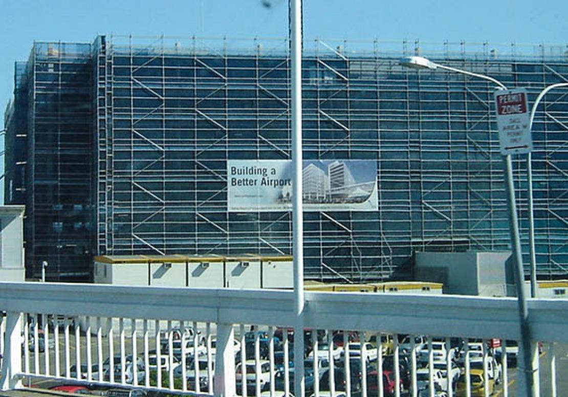 El aeropuerto internacional de Sydney