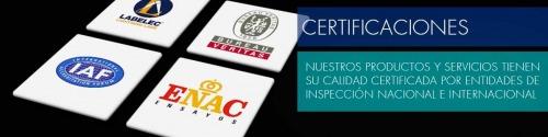 Certificaciones pararrayos INGESCO