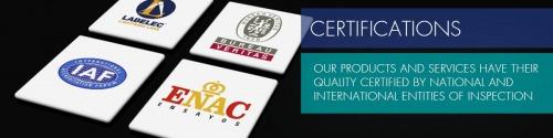Certifications lightning rods INGESCO