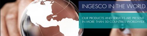 Ingesco in the world