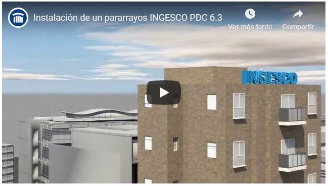 Lightning Protection System Installation Ingesco